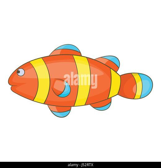 Clownfish Cartoon Stock Photos & Clownfish Cartoon Stock