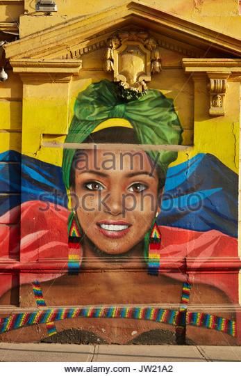 Bellavista stock photos bellavista stock images alamy for Carpenter papel mural santiago chile