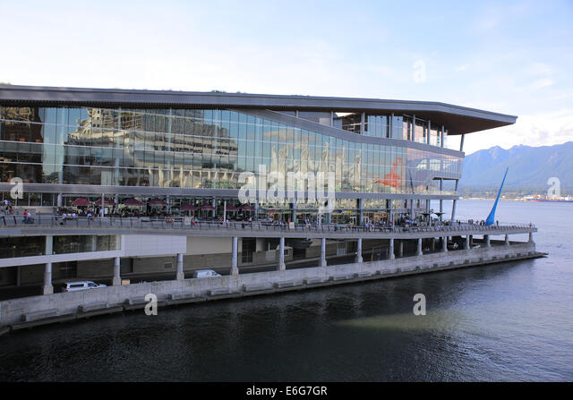 Vancouver Convention Center Stock Photos & Vancouver Convention ...