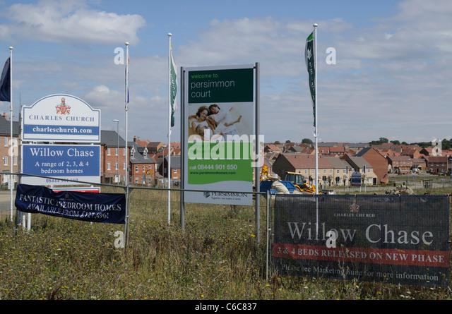 New Building Develpments In Leighton Buzzard