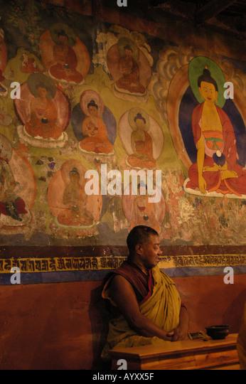 Tibetan Style Chorten Stock Photos & Tibetan Style Chorten ...