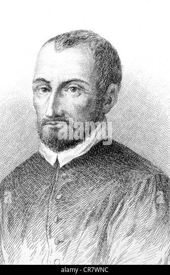 a biography of giovanni pierluigi da palestrina a composer Giovanni pierluigi da palestrina shown on a postage stamp issued by italy in  1975 this stamp commemorates the 450th anniversary of the birth of the  composer.