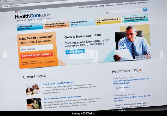 Healthcare Gov Quotes Interesting Healthcare Gov Stock Photos & Healthcare Gov Stock Images  Alamy