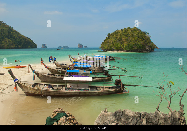 Isthmus Thailand Stock Photos & Isthmus Thailand Stock Images - Alamy