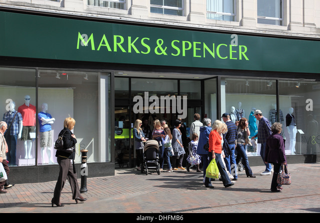 marks and spencer the biggest high street retailers The location of the new marks and spencer at longbridge (image: google maps) the new m&s store is at 20 high street, longbridge , b31 2uq telephone number: 0121 695 1852.
