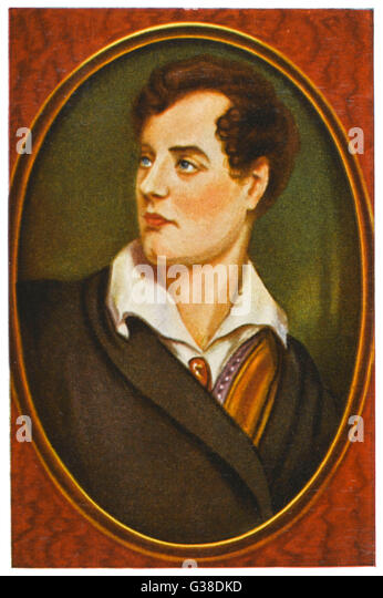 an introduction to the george gordon lord byron George gordon, lord byron george eliot george gordon, lord byron i called on lord byron to-day, with an introduction from mr giford.