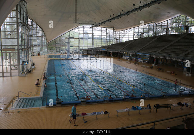 olympic swimming pool stock photos olympic swimming pool stock images alamy. Black Bedroom Furniture Sets. Home Design Ideas