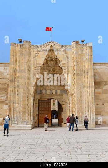 Wonderful Caravansaray In Sultanhani Central Turkey A Magnificent Structure