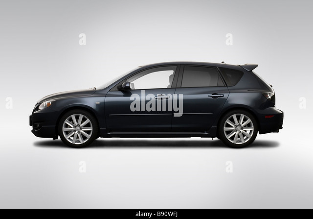 mazdaspeed3 stock photos mazdaspeed3 stock images alamy. Black Bedroom Furniture Sets. Home Design Ideas