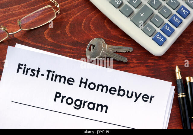 Home use program stock photos home use program stock for First time home buyer plan