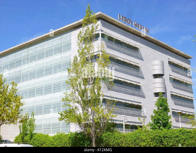 Empresarial stock photos empresarial stock images alamy for Leroy merlin oficinas centrales