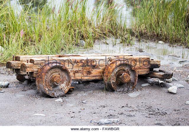 Coal cart stock photos images alamy