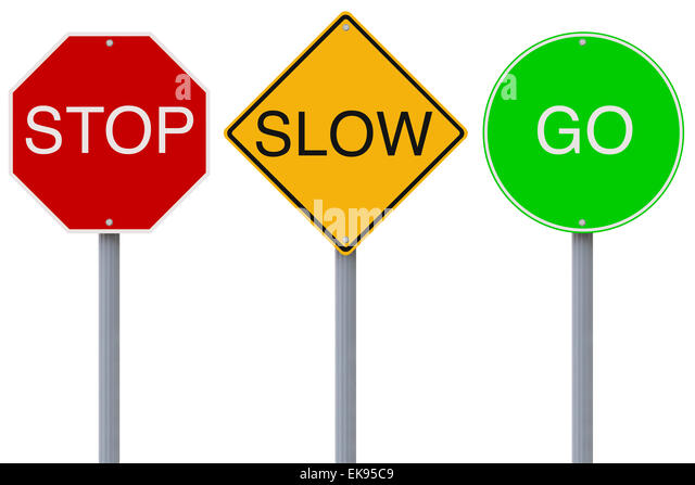 Go Stop Sign Signs Stock Photos & Go Stop Sign Signs Stock Images ...