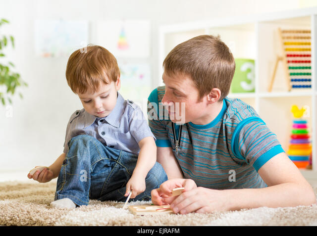 Boy Toys For Dads : Father toys stock photos images alamy