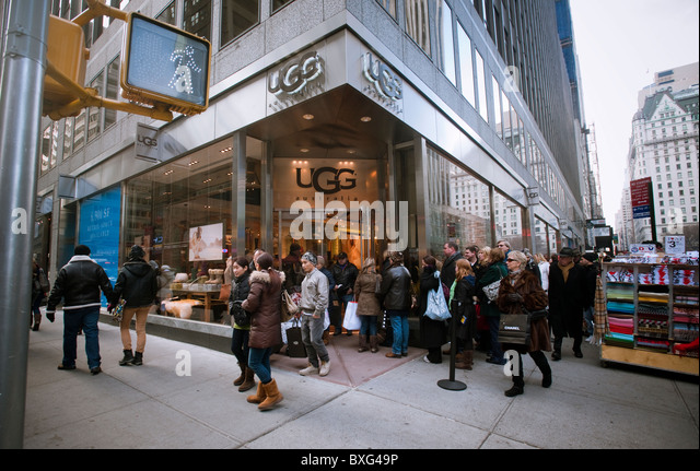 uggs nyc madison avenue