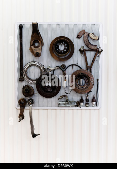 Old Car Parts Stock Photos Old Car Parts Stock Images Alamy