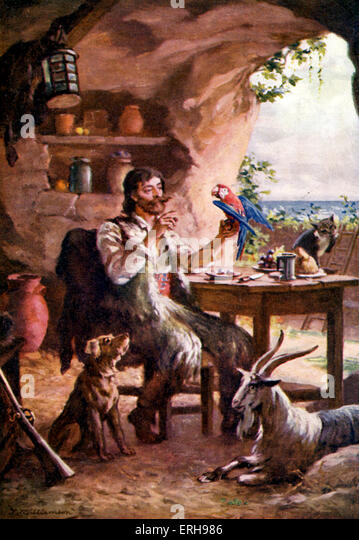 the changes of crusoe in robinson crusoe a novel by daniel defoe Robinson crusoe / ˌ r ɒ b ɪ n s ən ˈ k r uː s oʊ / is a novel by daniel defoe, first published on 25 april 1719 the first edition credited the work's.