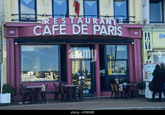 Caf Ef Bf Bd De Paris  Ef Bf Bd Cherbourg
