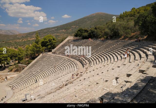 Epidavros Stock Photos & Epidavros Stock Images - Alamy