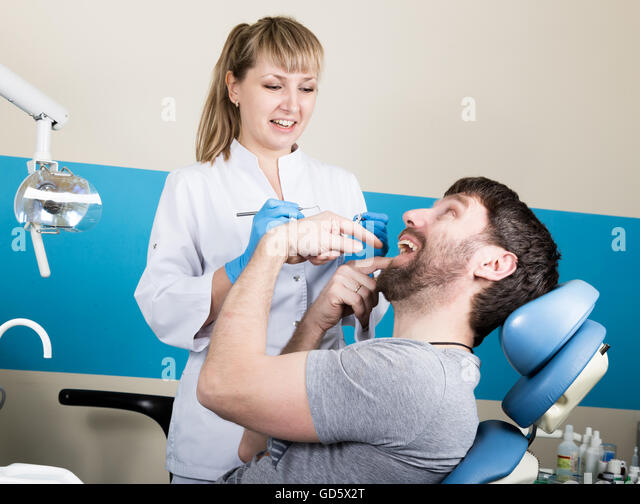 Oral Treatment From A Doctor