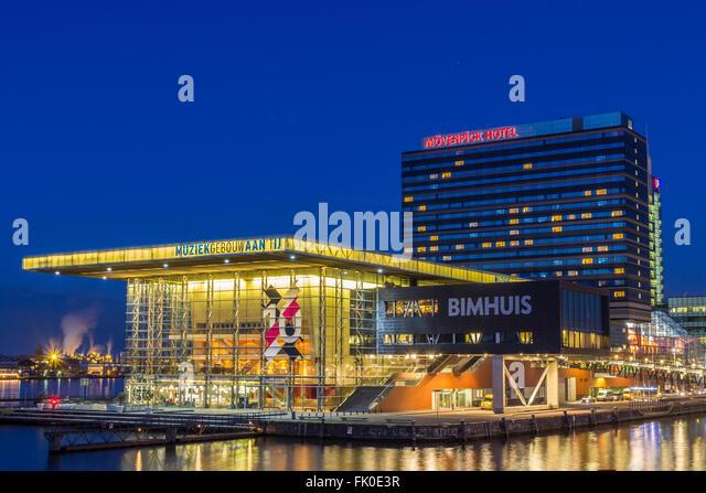 Jazz Hotel Amsterdam Restaurant