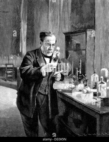 the life of louis pasteur a french chemist and microbiologist Louis pasteur: the man who learned pasteur was the chemist who fundamentally changed our understanding of biology pasteur had saved the french wine industry.