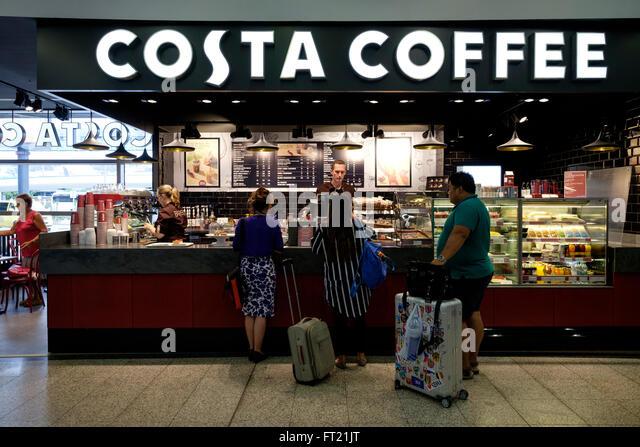 Costa Coffee Barista Stock Photos Costa Coffee Barista Stock