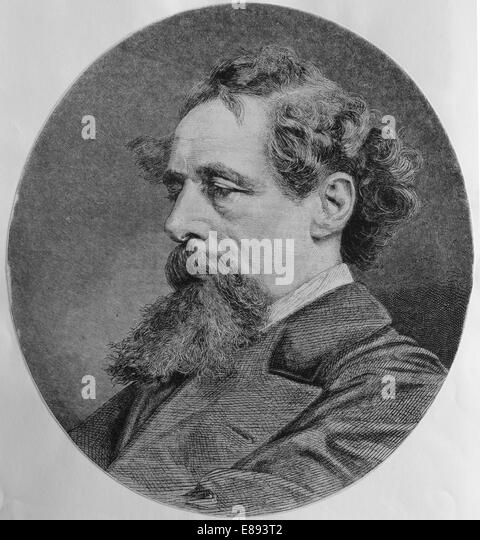 Dickens' writing as social criticism