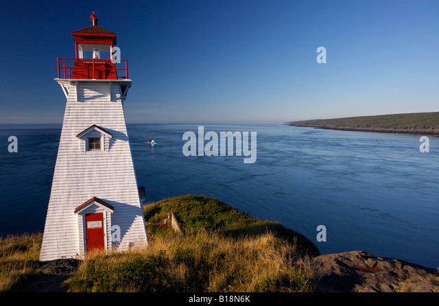 Fundy coastal drive stock photos fundy coastal drive for Minimalist house bay of fundy