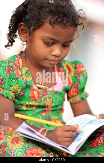 South India Child Stock Photos & South India Child Stock