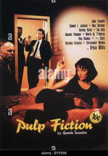 an overview of the movie pulp fiction directed by quentin tarantino Quentin jerome tarantino was born in knoxville, tennessee his father, tony tarantino, is an  born: march 27, 1963.
