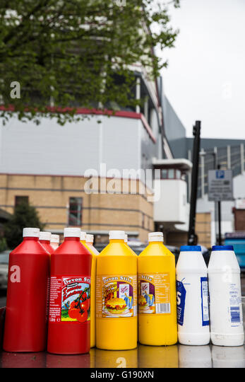 Britannia Fast Food Liverpool