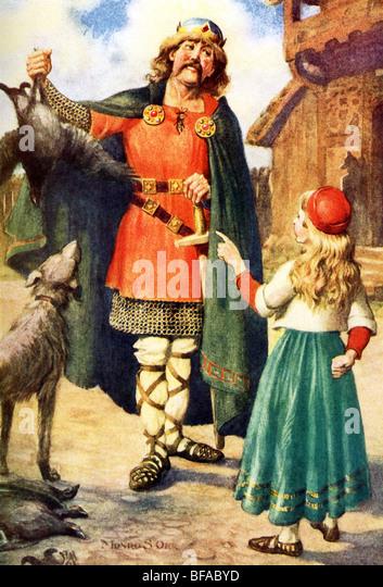 Viking Family Stock Photos & Viking Family Stock Images - Alamy