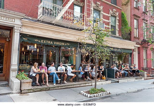 Italian Restaurant West Th Street Nyc