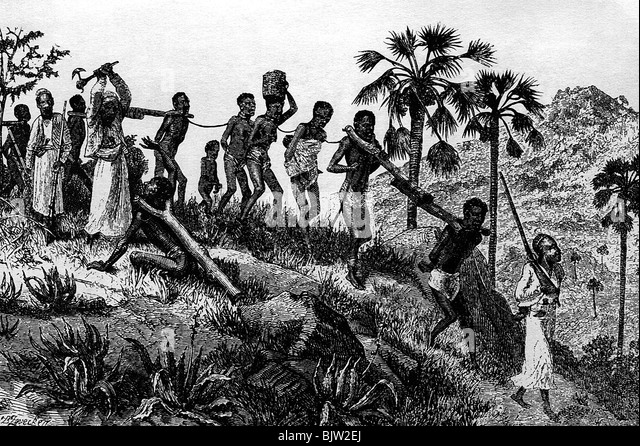 Captured Slaves In Africa Stock Photos & Captured Slaves In Africa ...