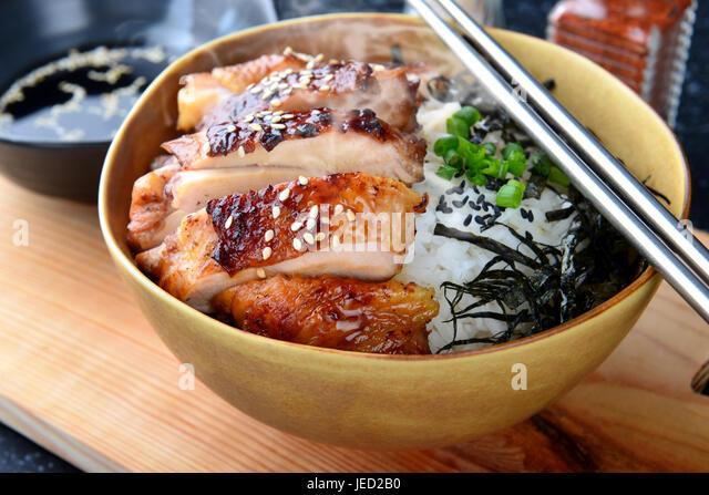 how to make teriyaki chicken don