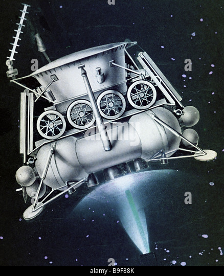 luna spacecraft drawings - photo #24