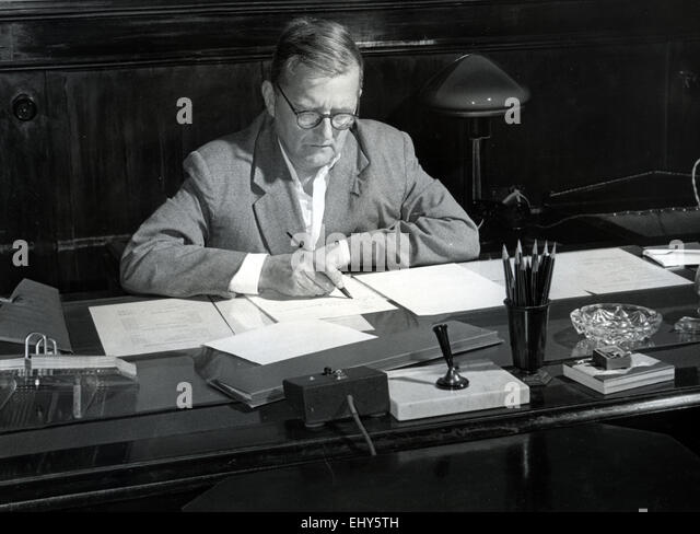 the compositions of the russian composer dmitri dmitriyevich shostakovich Dmitri dmitriyevich shostakovich was born in st petersburg on september 25, 1906, and died in moscow on august 9, 1975 he began work on his fourth symphony in late 1934 and completed it in may 1936 the composer withdrew the symphony before the scheduled first performance, and the work was not .