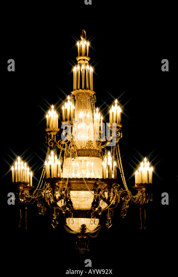 Large Chandelier Stock Photos Amp Large Chandelier Stock