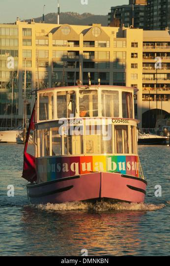 Boat Taxi Granville Island