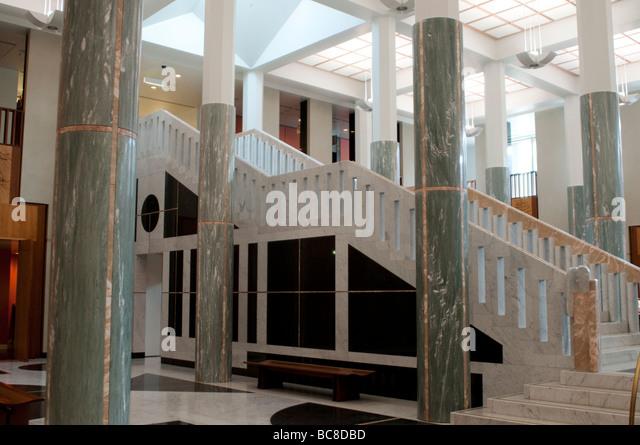 Parliament House Marble Foyer : Marble foyer house stock photos