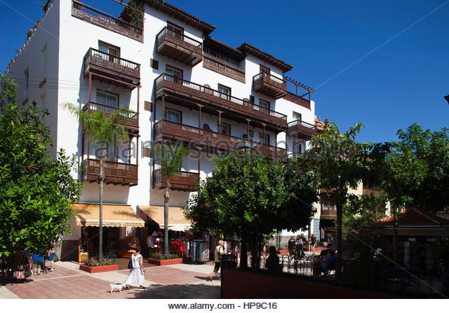 Hotel Monopol Puerto De La Cruz
