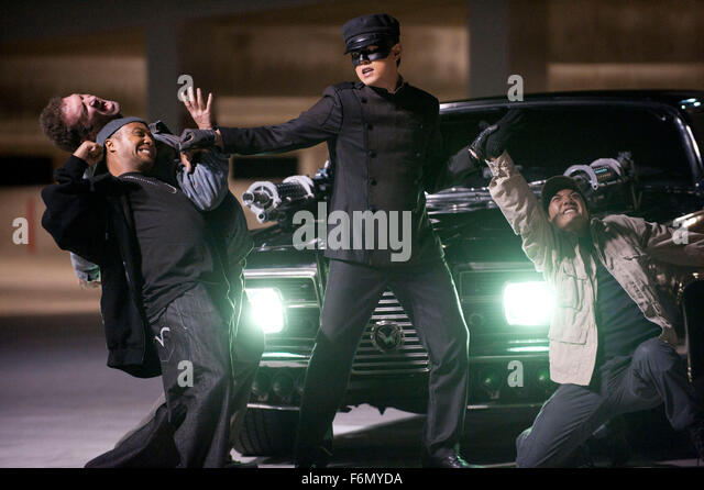 Green Hornet Movie Stock Photos & Green Hornet Movie Stock ...