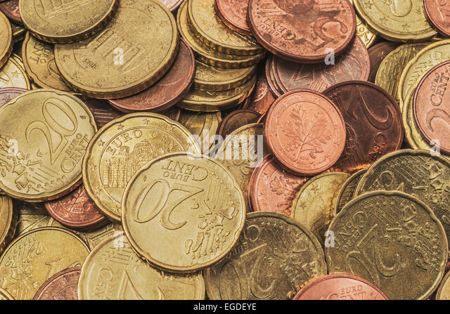 many coins from all - photo #22