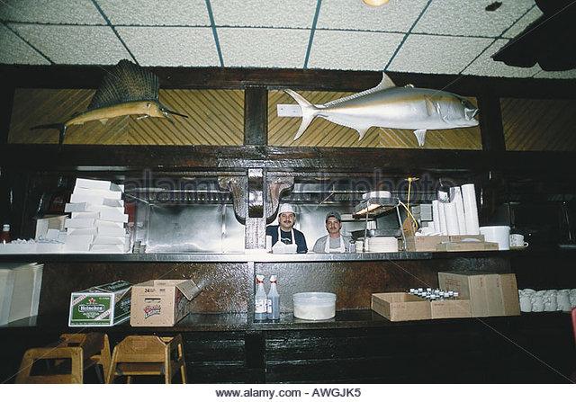 South boston waterfront stock photos south boston for Fish restaurant boston