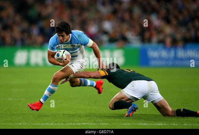 rugby union argentina south africa