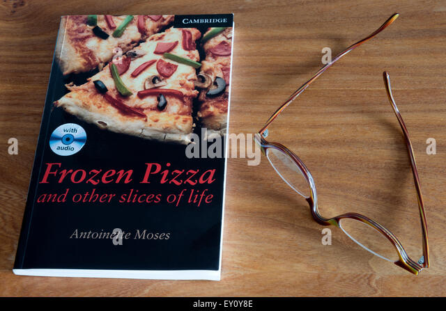 frozen pizza and other slices of Award-winning original fiction for learners of english at seven levels, from starter  to advanced, this impressive selection of carefully graded.