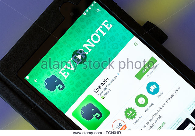 Note writing app android tablet