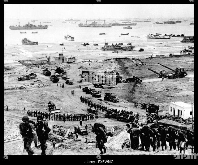 the importance of the d day in normandy during the world war two World war ii effectively stopped the world between 1939 and 1945 to this day, it remains the most geographically widespread military conflict the world has ever seen.