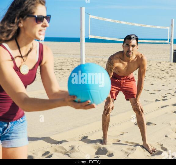 South Mission Beach Volleyball Tournament